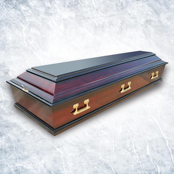 Гроб Колода Сосна