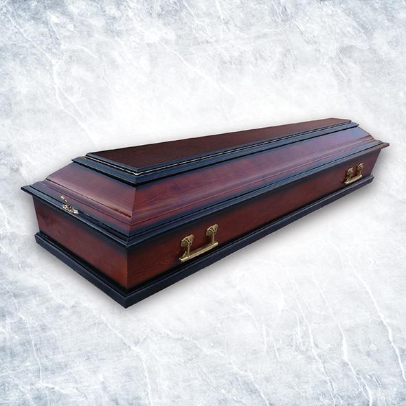 Гроб Б4 сосна