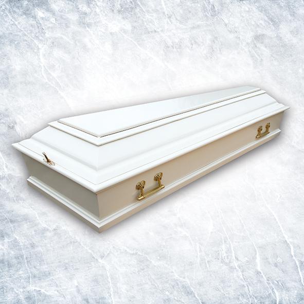 Гроб Б4 сосна светлый
